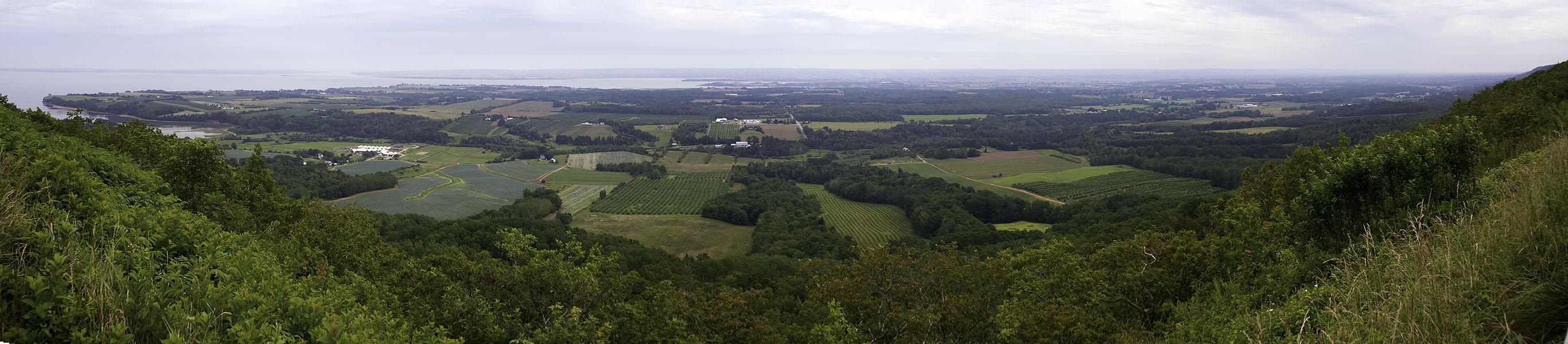 Blomidon Panorama