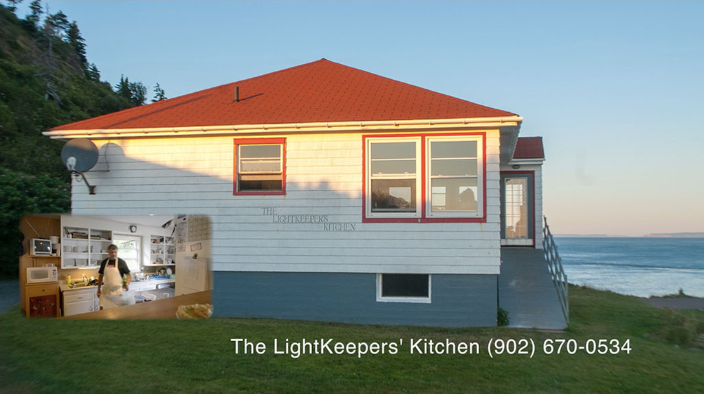 LightKeepers-Kitchen Cape D'Or