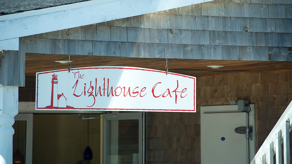 Lighthouse Cafe Brier Island