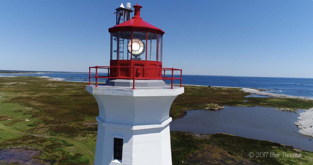 360° virtual tour of cape sable island