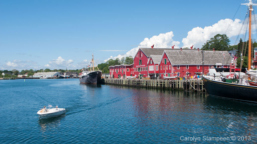 Lunenburg Harbourfront
