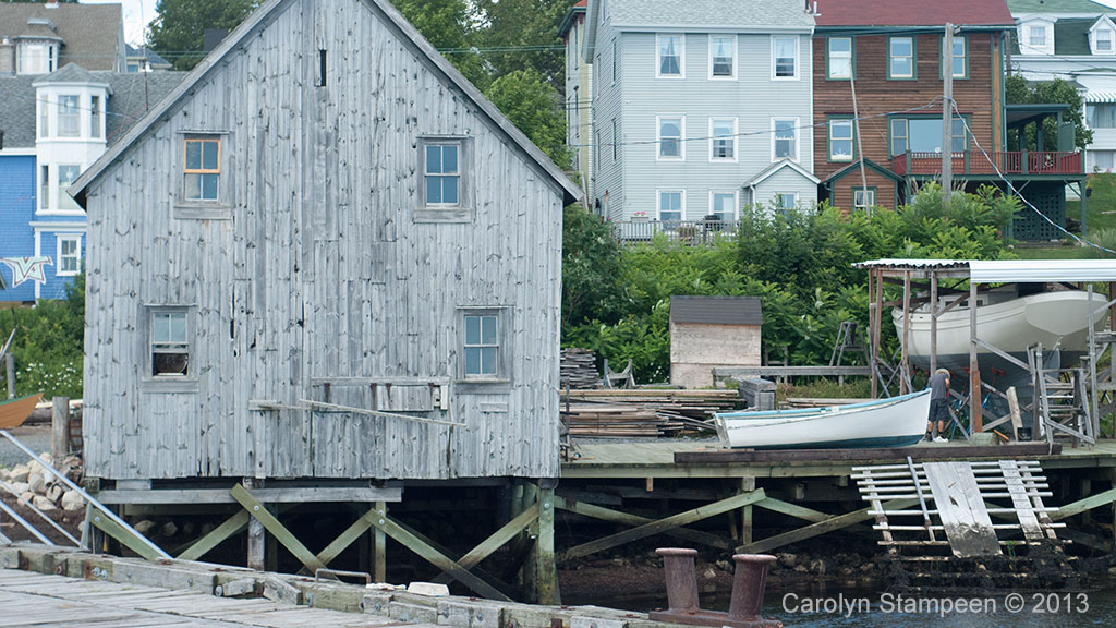 Lunenburg Waterfront