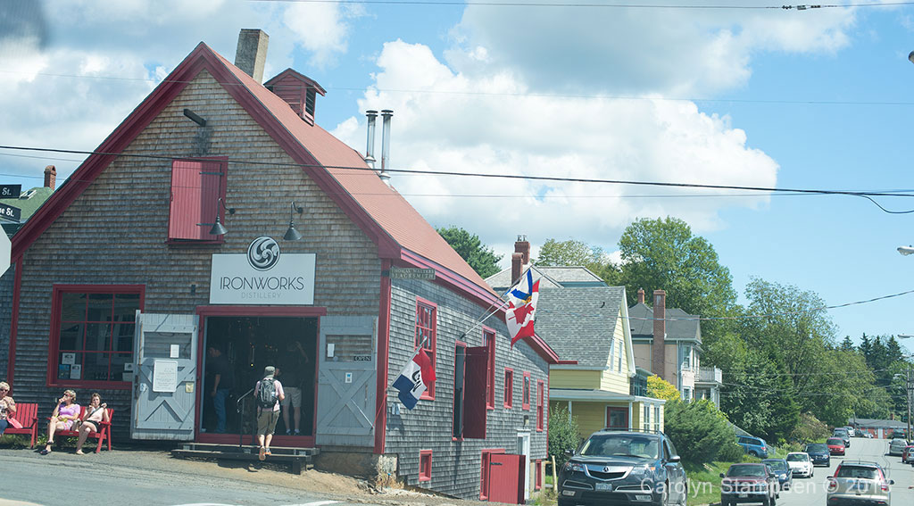 Lunenburg Distillery