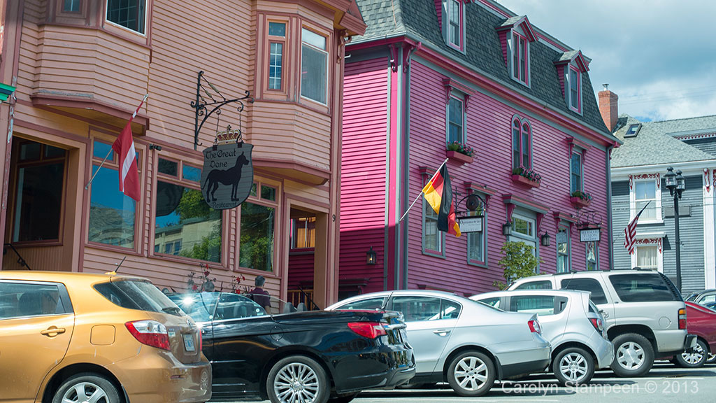 Lunenburg a tourist's gem