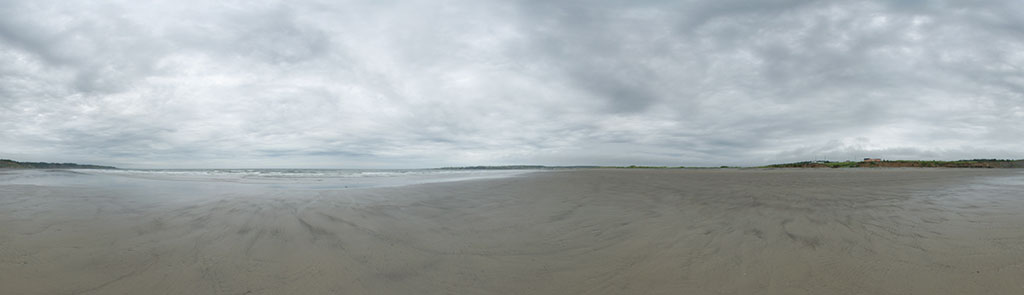 Mavillette Beach Panoramic