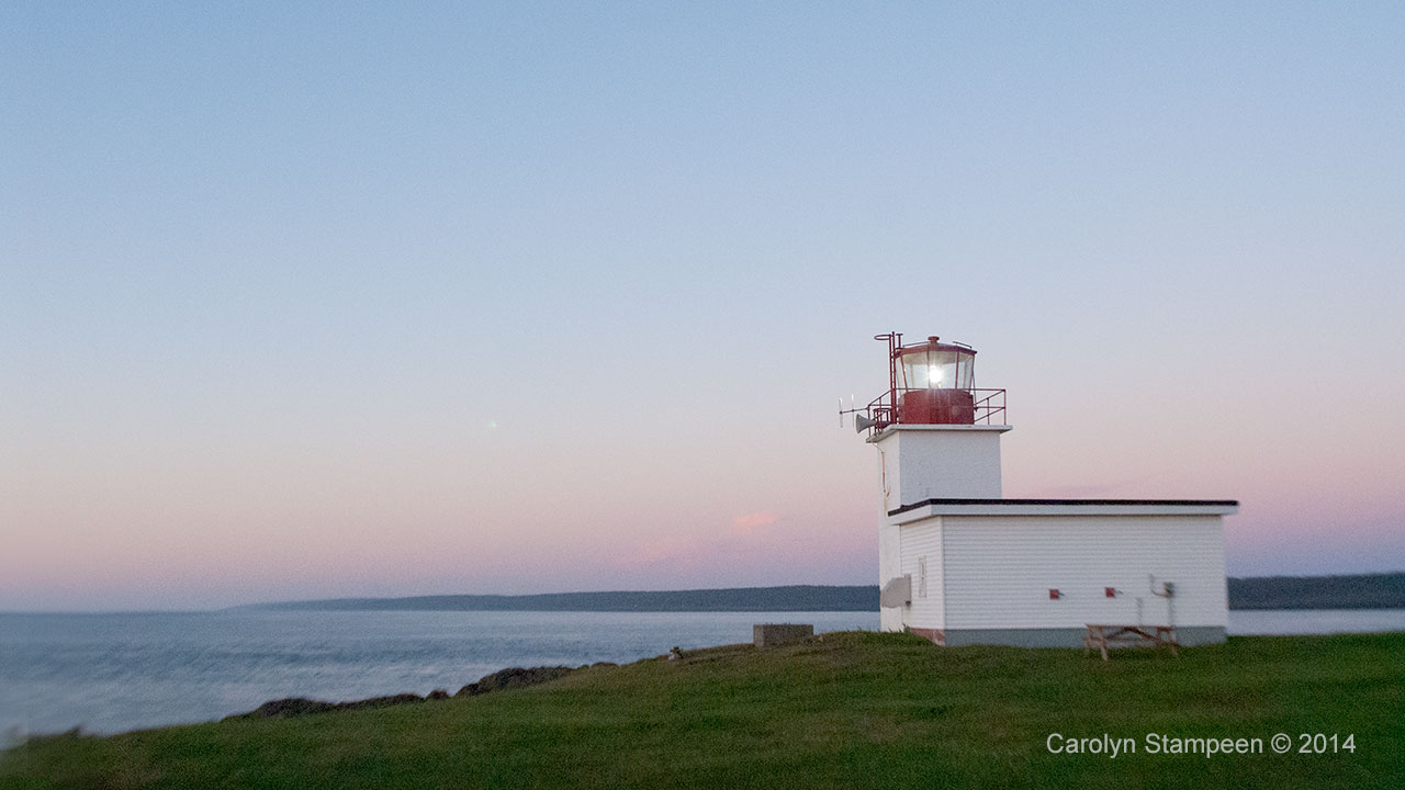 Grand Passage Lighthouse, Brier Island