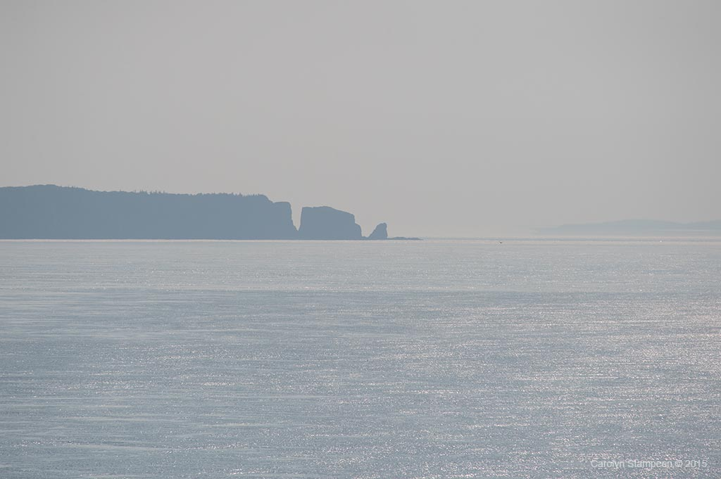 Cape Split from Partridge Island