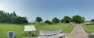 Tidnish Dock History