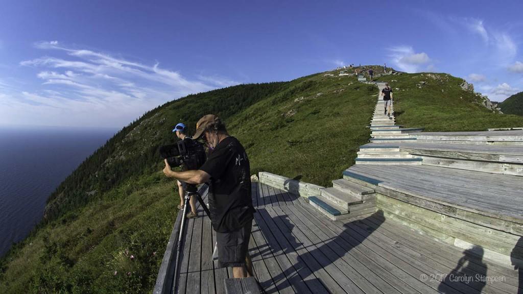 Skyline Trail boardwalk 9096