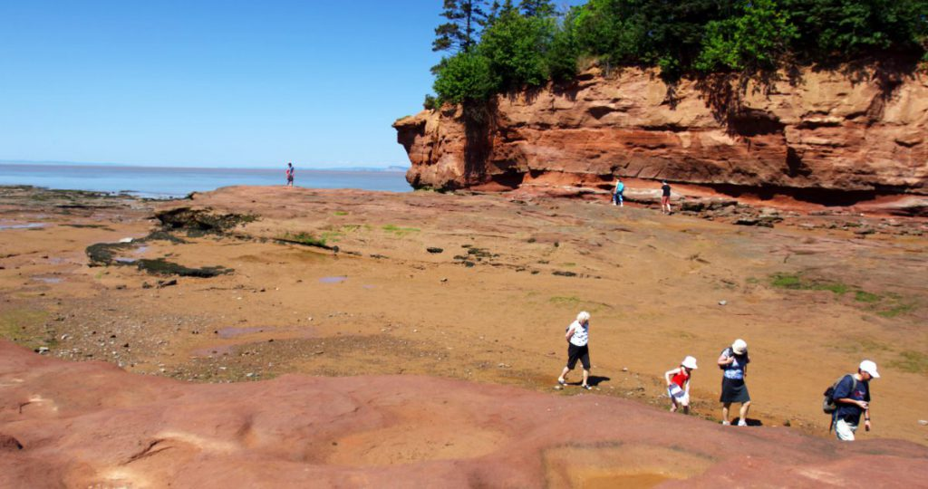Experience Nova Scotia Bay of Fundy