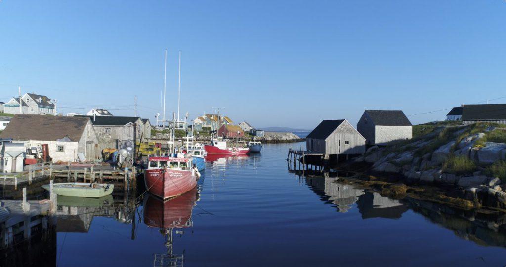 Experience Nova Scotia Peggys Cove